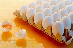 woran erkennt man ein gekochtes ei